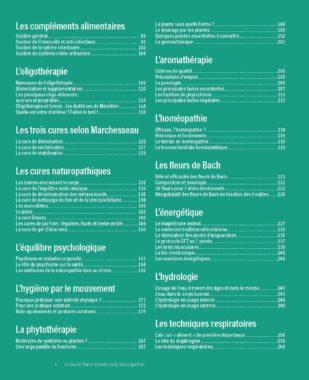 Le Guide Terre vivante de la naturopathie 3
