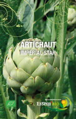 Graines Artichaut Imperial Star bio - Essembio