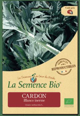 Graines Cardon blanco inerne bio - La semence bio