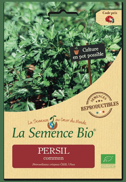 Graines Persil commun bio – La semence bio 1