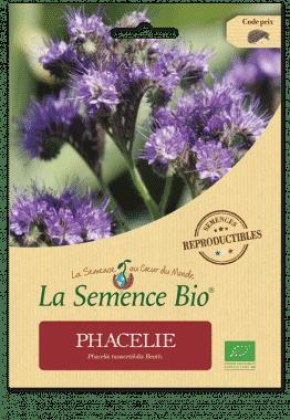 Graines Phacélie bio - La semence bio