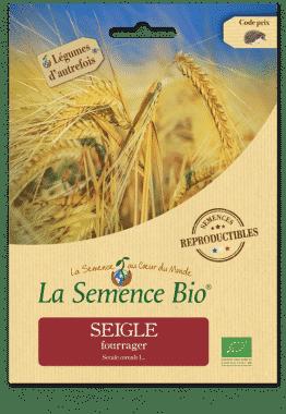 Graines Seigle fourrager bio - La semence bio