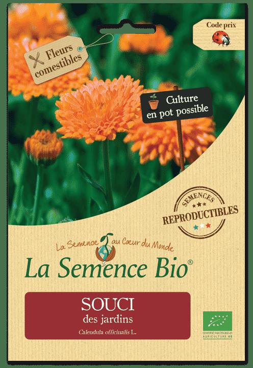 Graines Souci des jardins bio – La semence bio