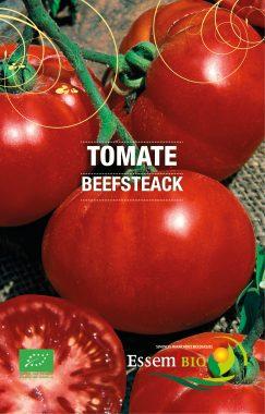 Graines Tomate Beefsteack bio - Essembio
