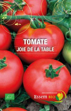Graines Tomate joie de la table bio - Essembio