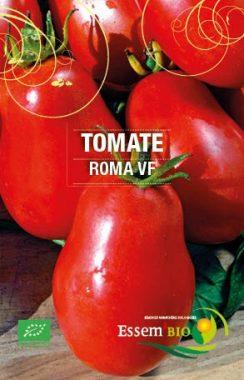 Graines Tomate Roma bio - Essembio