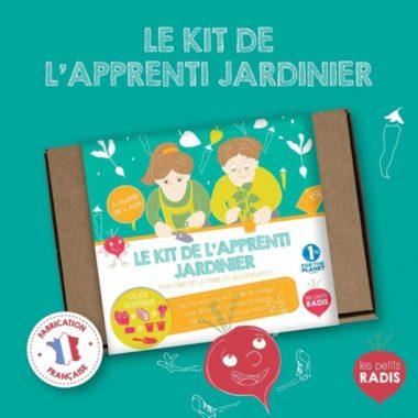 Kit de l'apprenti jardinier - Les Petits Radis 2