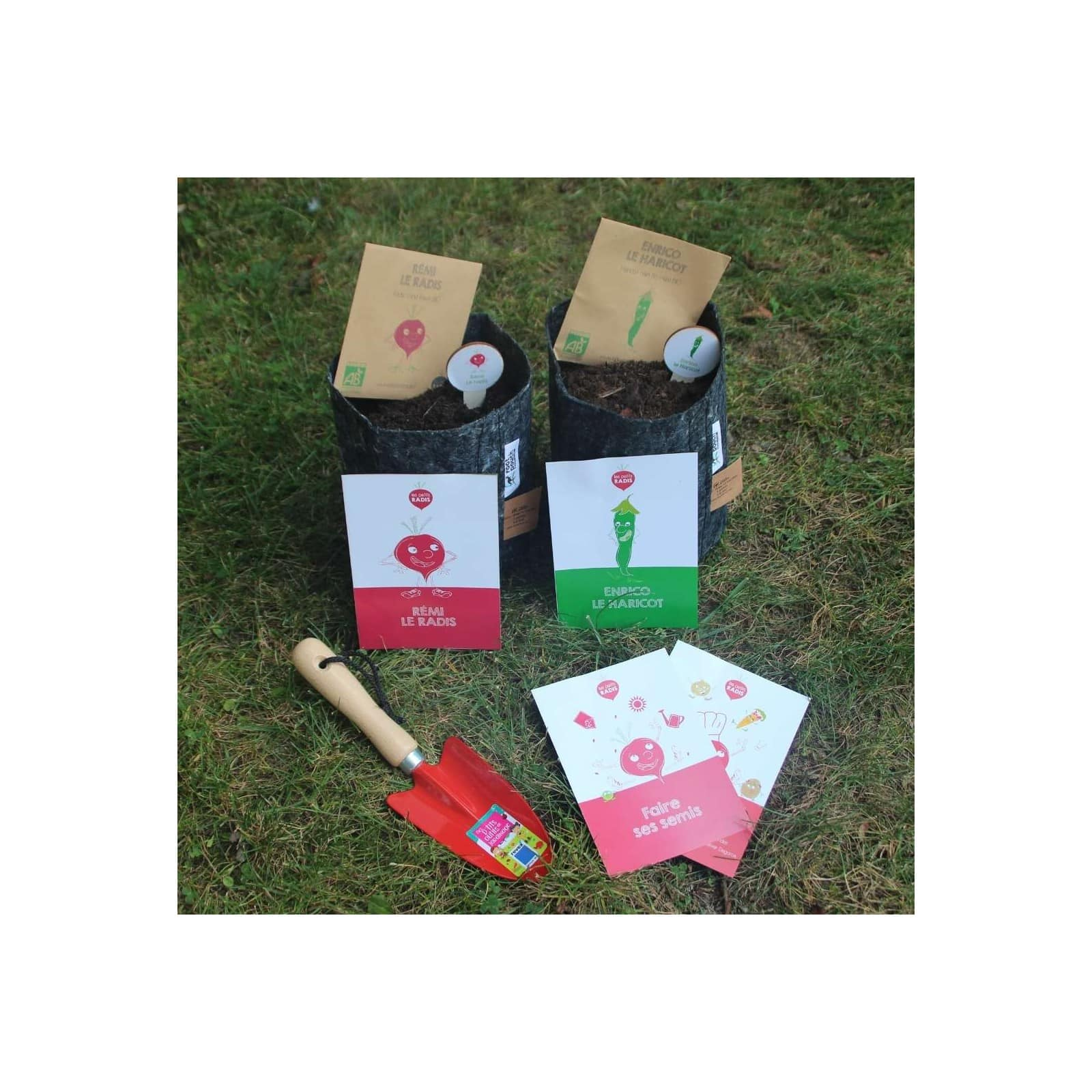 Kit de l'apprenti jardinier – Les Petits Radis