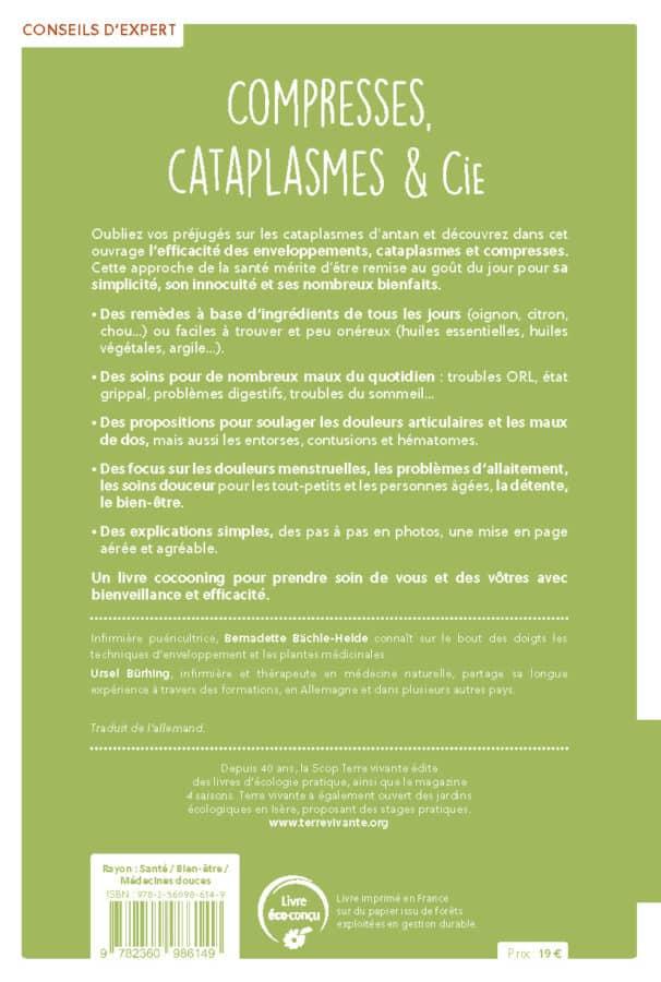 Compresses, cataplasmes & Cie 1