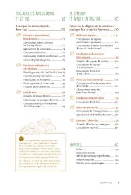 Compresses, cataplasmes & Cie 3