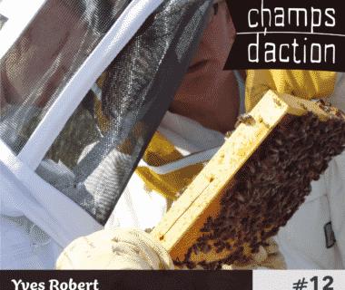 Champs d'action : Yves Robert, protéger les abeilles 1
