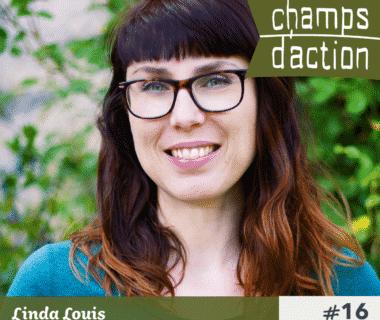 Champs d'action : Linda Louis | Cuisine sauvage et zéro déchet