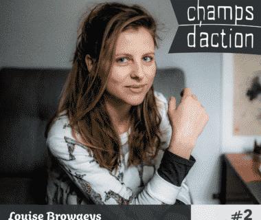 Champs d'action : Louise Browaeys, la permaculture appliquée au quotidien