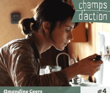 Champs d'action : Amandine Geers, les jardins partagés