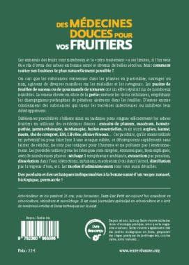 Des médecines douces pour vos fruitiers 1