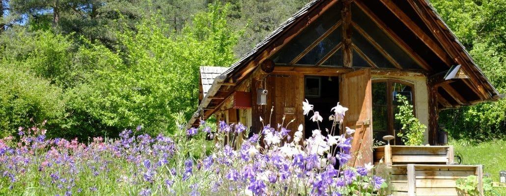 Cabane des jardiniers