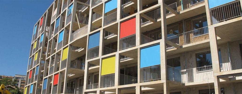 À Genève, un immeuble coopératif en paille | 4 saisons n°231