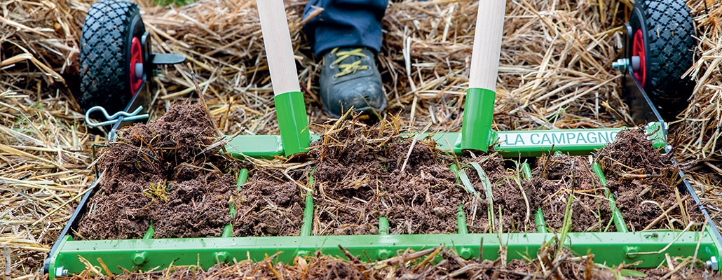 Précieux outils de jardin