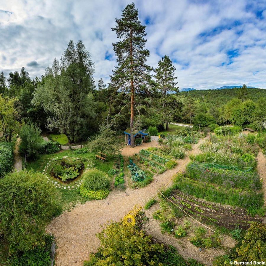 Eco-jardin