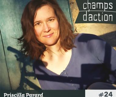 Champs d'action #24 : Priscilla Parard | Le vélo, vecteur de transition écologique