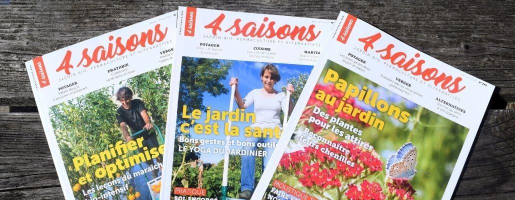 Le magazine les <i>4 saisons</i>