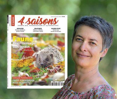 Réensauvageons nos jardins ! | 4 saisons n°244 2