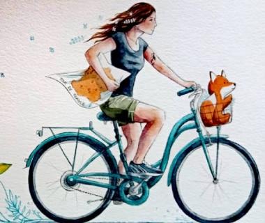 Un tour de France à vélo pour promouvoir les jardins thérapeutiques