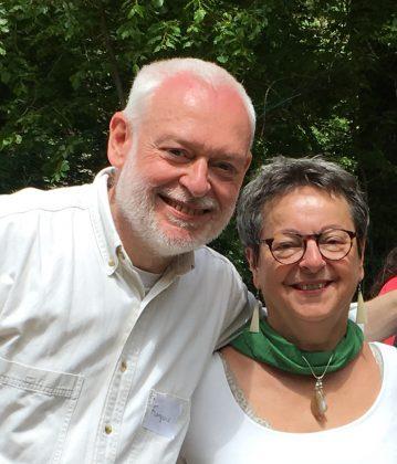 François Rouillay et Sabine Becker