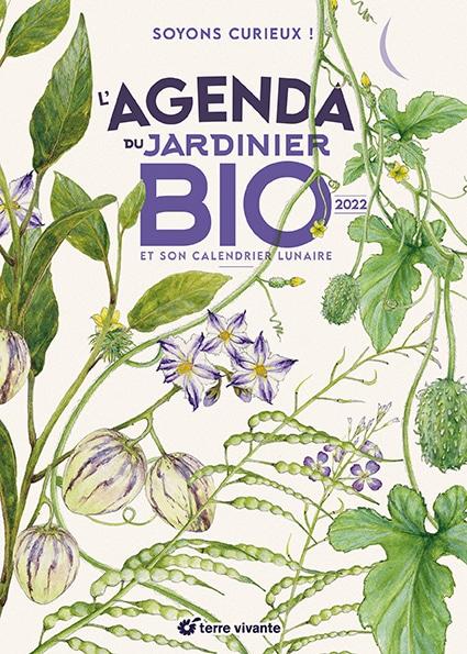 L'agenda 2022 du jardinier bio