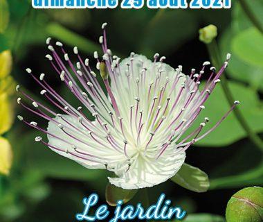 Fête des Plantes, le 29 août 2021 | Le Plessis Grammoire (49)
