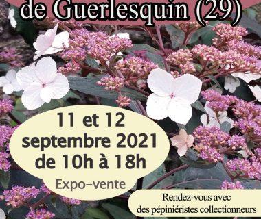 Journées des plantes de Guerlesquin