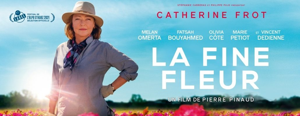 Plongez dans le monde fascinant des roses grâce au film La Fine Fleur de Pierre Pinaud