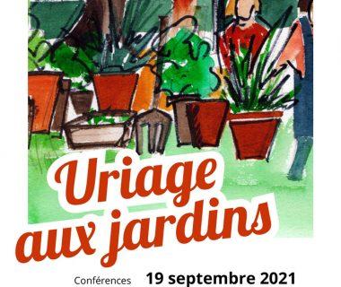 Uriage aux jardins, le 19 septembre 2021 | Uriage (38)