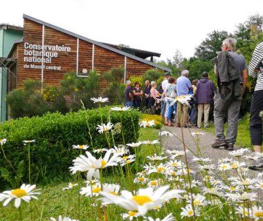 Visite des jardins du Conservatoire botanique national du Massif central, tous les jeudis, du 5 juillet au 19 août 2021 | Chavaniac-Lafayette (43)