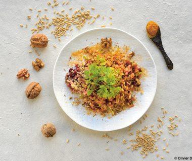 Une salade de betterave aux noix qui réveille les papilles 1