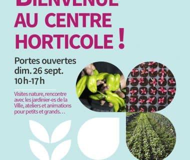 Bienvenue au centre horticole !, le 26 septembre 2021 | Grenoble (38)
