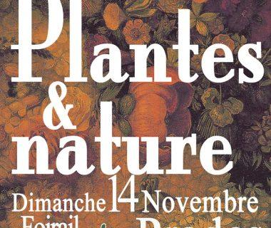 Foire Plantes et nature, le 14 novembre 2021 | Prades (66)