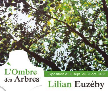 L'Ombre des arbres, du 8 septembre au 31 octobre 2021 | Villeneuve lez Avignon (30)