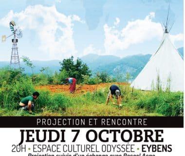 Permaculture, la voie de l'autonomie - intervention de Pascal Aspe, le 7 octobre 2021 | Eybens (38)