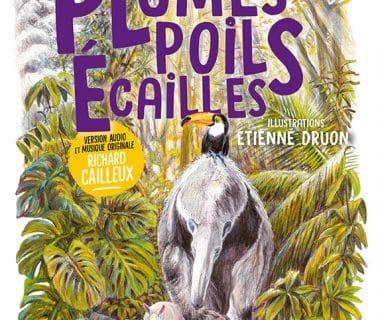 Spectacle plumes, poils, écailles, un conte écologiste amazonien de Fanny Charrasse, le 3 octobre 2021 | Mouans-Sartoux (06) 1