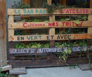 Un restaurant-jardin-atelier de transformation alimentaire à Grenoble 1