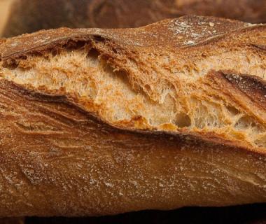 Recette de baguette à la levure de boulanger