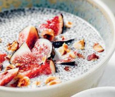 Chia pudding et ses variantes