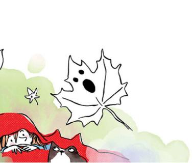 Fabrique des guirlandes de fantômes